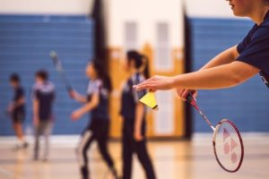 Bienfaits du badminton