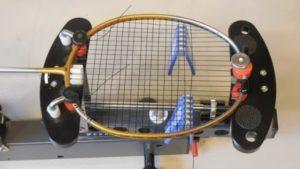 Cordage badminton